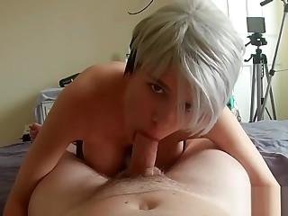 Pantyhose ripped & dicked - POV - Samantha Flair